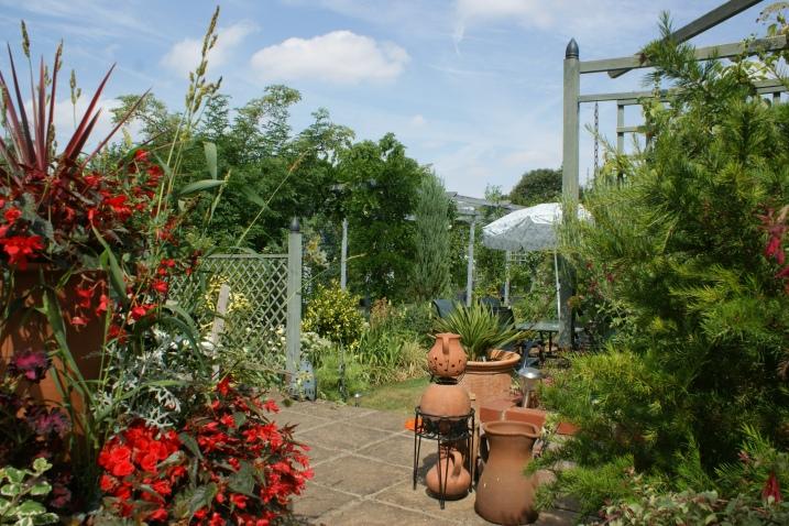Langdale Garden