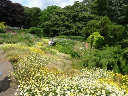 Winterbourne Gardens - July